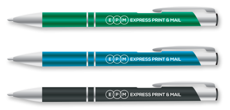 Express Print & Mail corporate pens